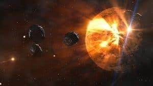schwarzer schwan risiko komet