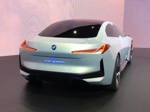Beispiel BMW I Vision Dynamics, die nahe Zukunft der Fortbewegung, IAA 2017