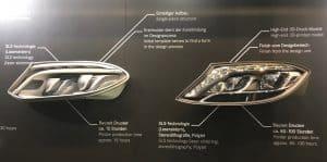 Daimler 3-D-Druck-Fähigkeiten, IAA 2017