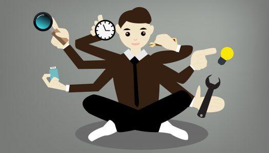 Multitasking: Mehr als Effizienzkiller