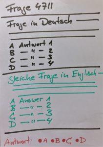 PMP Prüfung auf Deutsch
