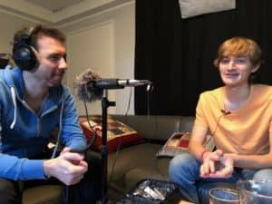Simon Burger und Ludwig Zitzelsberger im Interview